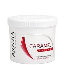 """Карамель для депиляции """"Натуральная"""" очень плотной консистенции - Aravia Professional 750 гр"""