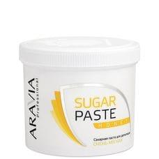 """Сахарная паста для депиляции """"Медовая"""" очень мягкой консистенции - Aravia Professional 750 гр"""