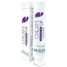 """Крем для рук """"Cream Oil"""" с маслом виноградной косточки и жожоба - Aravia Professional 100 мл"""