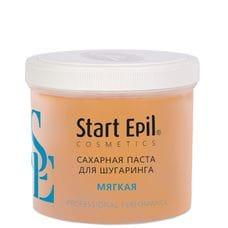 "Сахарная паста для депиляции ""Мягкая"" - Aravia Professional Start Epil 750 гр"