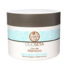 Питательная маска с маслом арганы и маслом семян льна - Barex Italiana Olioseta Oro Del Marocco Nourishing Mask 500 мл