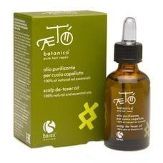 Экстракт масел экзотических растений для поврежденной кожи головы - Barex Italiana Aeto Scalp De-toxer Oil 30 мл