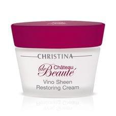 "Восстанавливающий крем ""Великолепие"" - Christina Chateau De Beaute Vino Sheen Restoring Cream 50 мл"