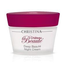 Интенсивный обновляющий ночной крем - Christina Chateau De Beaute Deep Beaute Night Cream 50 мл