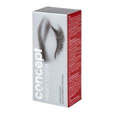 Крем-краска для бровей и ресниц графит (dark grey) - Concept Eyelashes And Eyebrows Color Cream 20 мл