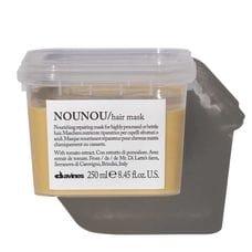 Интенсивная восстанавливающая маска для глубокого питания волос - NOUNOU hair mask 250 мл