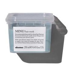 Восстанавливающая маска для окрашенных волос - MINU hair mask 250 мл