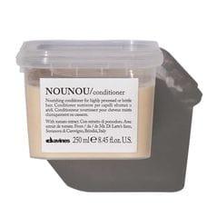 Питательный кондиционер, облегчающий расчесывание волос - NOUNOU conditioner 250 мл