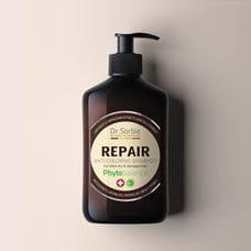Восстанавливающий фитошампунь-антихлор - Dr.Sorbie Repair Shampoo 400 мл