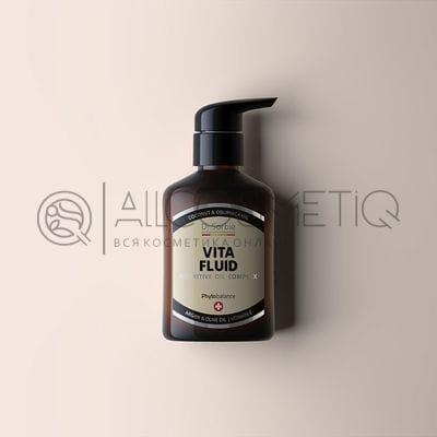 Комплекс масел, протеинов и аминокислот - Dr.Sorbie Vita Fluid 150 мл