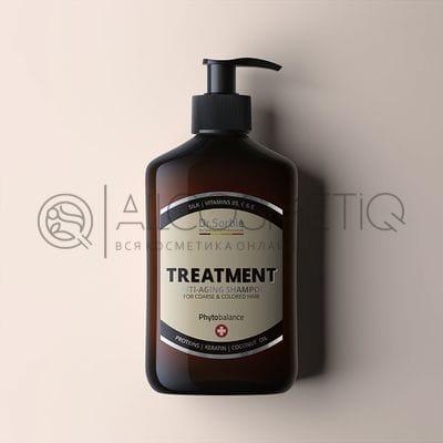 Фитошампунь-антихлор - Dr.Sorbie Treatment Shampoo 400 мл