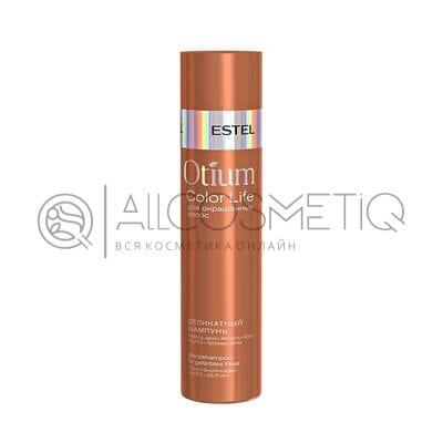 Деликатный шампунь для окрашенных волос - Estel Professional Otium Color Life 250 мл