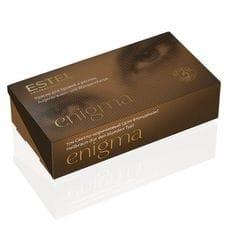 Краска для бровей и ресниц Тон светло-коричневый (для блондинок) - Estel Professional Enigma 20 мл + 20 мл