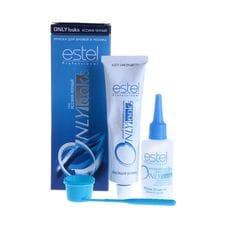 Краска для бровей и ресниц Тон (иссиня-чёрный) - Estel Professional Only Looks 50 мл + 30 мл