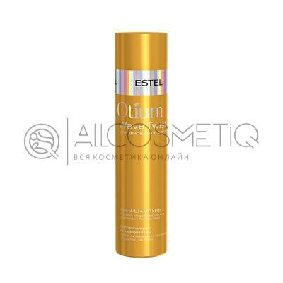 Крем-шампунь для вьющихся волос - Estel Professional Otium Wave Twist 250 мл
