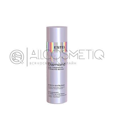 Silk-бальзам для гладкости и блеска волос - Estel Professional Otium Diamond 200 мл