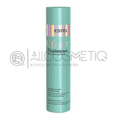 Минеральный шампунь для волос - Estel Professional Otium Thalasso Therapy 250 мл