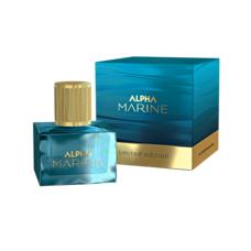 Парфюмерная вода для мужчин - ALPHA MARINE pour homme 50 мл
