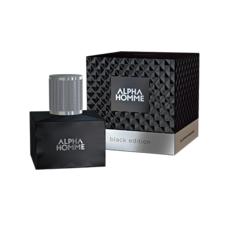 Парфюмерная вода - ESTEL ALPHA HOMME BLACK EDITION pour homme 50 мл