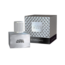 Парфюмерная вода - ESTEL ALPHA HOMME CHROME pour homme 50 мл