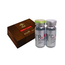 Ампулы Rx100 концентрат кератина + гидроколлаген - Greymy Ampoules Rx100 KTA + Hydrocollagen 3*20 мл+3*20 мл