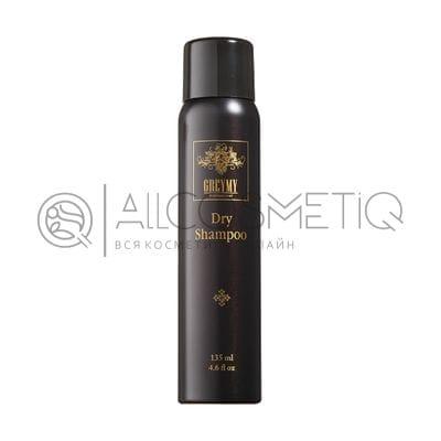 Сухой шампунь в аллюминиевом флаконе - Greymy Dry Shampoo (alluminium) 135 мл