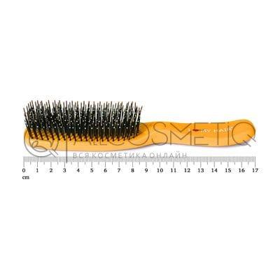 Щетка массажная - I Love My Hair SPIDER желтая S