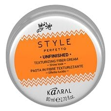 Волокнистая паста для текстурирования волос - Kaaral Style Perfetto Unfinished Texturizing Fiber Cream 80 мл