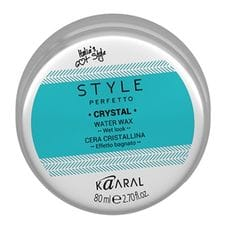 Воск для волос с блеском - Kaaral Style Perfetto Crystal Water Wax 80 мл