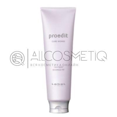 Маска для мягких волос - Lebel Proedit Care Works Bounce Fit Treatment 250 мл