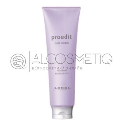 Маска для мягких/очень поврежденных волос - Lebel Proedit Care Works Bounce Fit Plus Treatment 250 мл