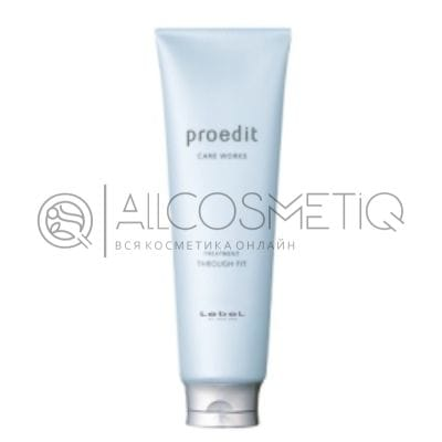 Маска для прямых волос - Lebel Proedit Care Works Through Fit Treatment 250 мл