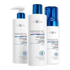 Набор ухода для тонких и истонченных волос - L'Oreal Professionnel Serioxyl Kit 2