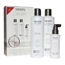Набор (Система 1) - Nioxin System 1 Kit XXL 300 мл+300 мл+100 мл