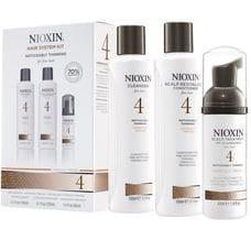 Набор (Система 4) - Nioxin Starter Kit System 4 150 мл+150 мл+40 мл