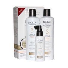 Набор (Система 3) - Nioxin System 3 Kit XXL 300 мл+300 мл+100 мл