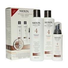 Набор (Система 4) - Nioxin Hair XXL Kit System 4 300 мл+300 мл+100 мл