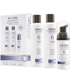 Набор (Система 6) - Nioxin System 6 Kit 150 мл+150 мл+40 мл