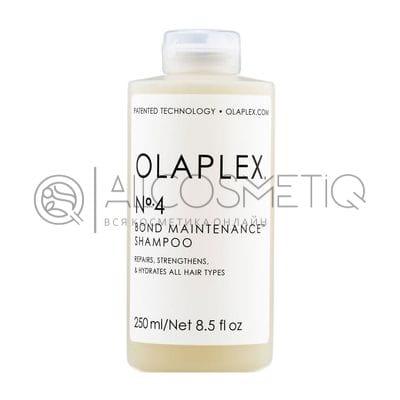 "Olaplex: No.4 Шампунь ""Система защиты волос"" - Olaplex No.4 Bond Maintenance Shampoo 250 мл"