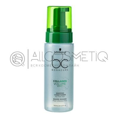 Мусс-кондиционер - Bonacure Collagen Volume Boost Schwarzkopf 150 мл