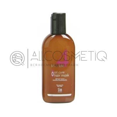 Терапевтическая маска «О» для всех типов волос - Sim Sensitive System 4 Therapeutic Oil Cure Mask O 100 мл