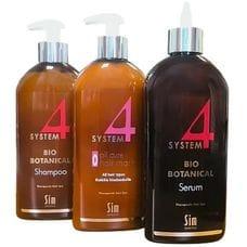 Комплекс от выпадения волос - Sim Sensitive System 4 500 мл + 500 мл + 500 мл