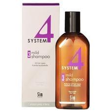 Терапевтический шампунь № 3 для профилактического применения для всех типов волос - Sim Sensitive System 4 Therapeutic Climbazole Shampoo 3 215 мл