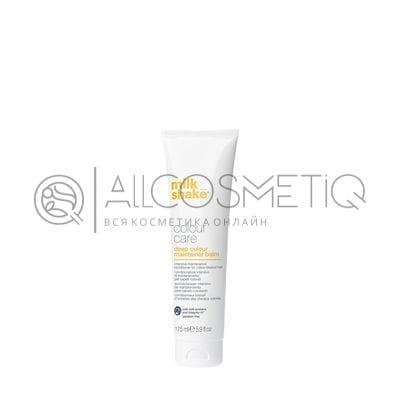 Кондиционер для защиты цвета окрашенных волос - Professional conditioner Milk Shake color care deep maintainer balm 175 мл
