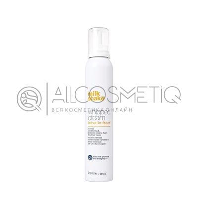 Несмываемый кондиционер для всех типов волос - Whipped cream Milk Shake