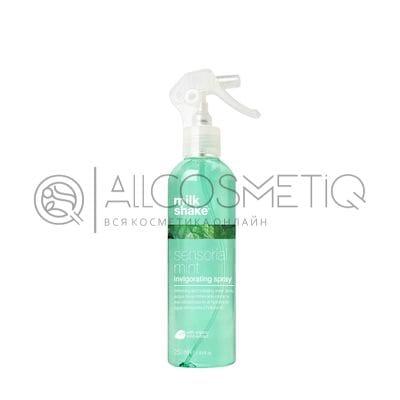 Спрей для волос с экстрактом мяты - Milk Shake sensortial mint 250 мл