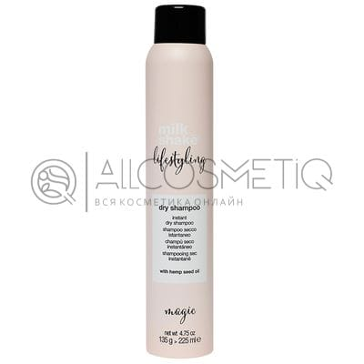 Сухой шампунь для волос - Milk Shake lifestyling dry 225 мл
