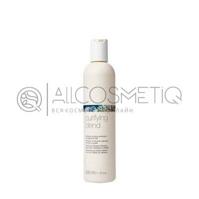 Очищающий шампунь для кожи головы и волос против перхоти - Milk Shake purifyng blend 300 мл