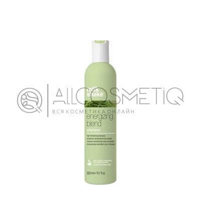Оживляющий шампунь для слабых и тонких волос - Milk Shake energizing shampoo 300 мл