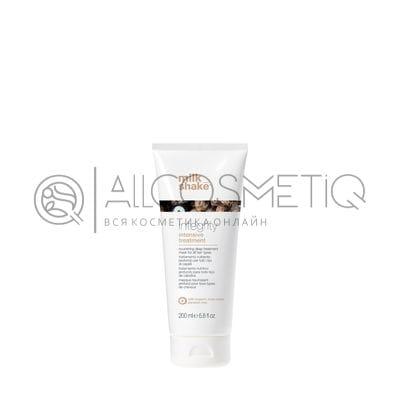 Питательная маска для волос на основе масла муру-муру - Milk Shake integrity intensive treatment 200 мл